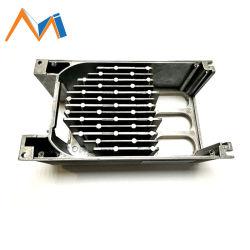 Pièces de fonte personnalisés pour moulage sous pression du radiateur en aluminium
