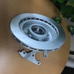 OEM personalizada 10pulgadas de 12 pulgadas de remolque/camión/autobús de rotor de freno de disco/Disco con Dacromet