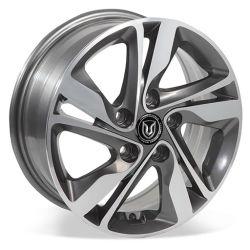 Ruedas de aleación de aluminio de acero para coche Hyundal