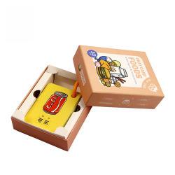 Carte d'enseignement de haute qualité Cartoon Poker Jeux de cartes à jouer pour les enfants de transporter les bagages de grande capacité