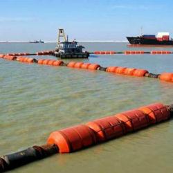 Anti-Corrosion морской воды HDPE поплавки для различных размеров полиэтиленовые трубы