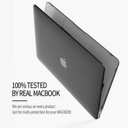 O MacBook 12 polegadas fino, estojo de protecção se encaixem no Hard Shell Tampa de protecção impermeável para o MacBook 12 (2015-2017 Liberar uma1534)