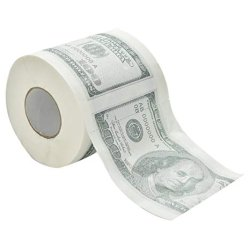 공장 도매 가짜돈 화장지/지폐 화장지