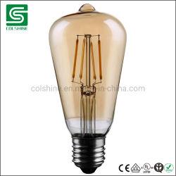 E26 E27 светодиодные лампы накаливания Эдисона винт лампы Vintage светодиодный индикатор стекла