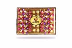 40pcs Twist Dulces de Chocolate con caja de regalo