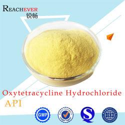 Haut de la qualité de l'oxytétracycline injection de matières premières