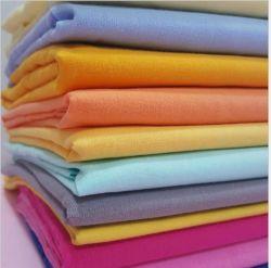 Polybaumwolle 80/20 weißes gefärbtes Polyester-Baumwolleinsteckendes Futter-Gewebe