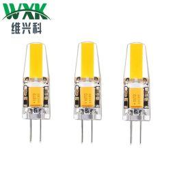 2W小型LEDの電球G4 G9 LEDの球根12Vの穂軸のスポットライトのシャンデリアの水晶ランプ