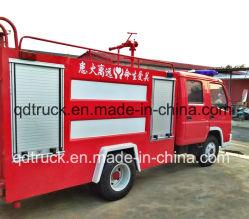 Incêndio pequeno veículo utilizando na Rua Estreita/ 3000L pequeno veículo de combate a incêndios