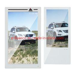 엘리베이터 또는 상승을%s 표시판을 광고하는 E-Fluence 22 인치 LCD LED 텔레비젼 광고