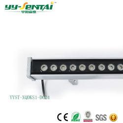 Lampada da parete a LED per esterni 24W con Approvazione Ce/RoHS