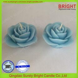 Оформление праздника цветы форма Плавающие свечи Сделано в Китае