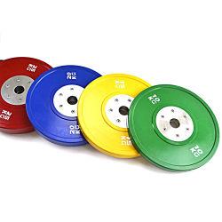 Équipement de levage de poids de l'Apu salle de gym Kit de remise en forme de plaques de poids de la concurrence