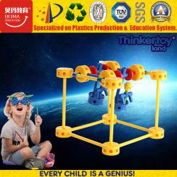 2017 Happy Zoo modèle animal de bricolage Toy beaux blocs Volador
