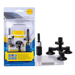 Voiture de nouvelle conception des soins de verre auto Kit De Réparation de pare-brise pour réparer les fissures de puces Scratch de voiture d'outils Outils de réparation automatique