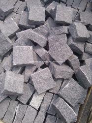 Piedra de granito Cubestone/o el cubo de adoquín basalto//Cubicstone/abatirse//Curbstone arenisca para Jardín/Park/camino de entrada/Baldosa/Pavimentación