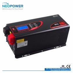 DC-AC inversor de alimentación ininterrumpida (1~12kW).