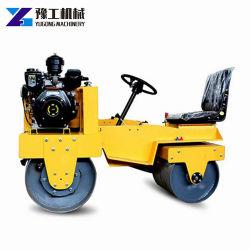 800 kg Road Roller Mini Road Roller Verdichter machine te koop