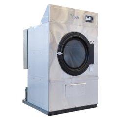 150kgによってカスタマイズされるフルオートマチック制御ガスへの15kgか蒸気または商業か産業またはホテルか病院か熱いのために使用される電気熱くする布の転倒のドライヤーまたは乾燥機械