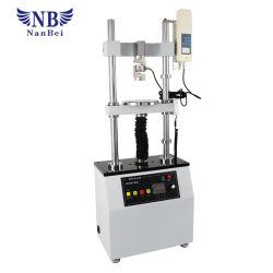 Pantalla digital Electric doble columna de la fuerza vertical soporte de prueba