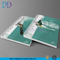 Yo impermeable a todo color de impresión de libros Revista, álbum de la publicidad de la empresa de servicios de impresión