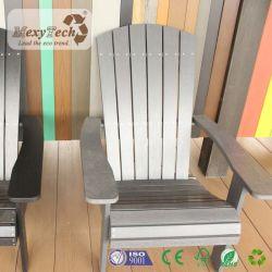 Nuova mobilia esterna di legno con il salotto di legno della presidenza di PS per riposare