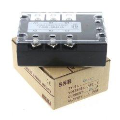 Yumo Yjgx-3D4825 trois relais de l'état solide de phase