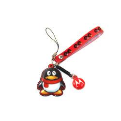 Commerce de gros de la promotion Hot Cute Cartoon PVC Charme Téléphone