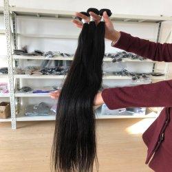 La mejor calidad precio de fábrica al por mayor 100 Virgen Remy brasileño/Natural peruano cabello humano.