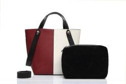 حقائب السيدات ثنائية الحقيبة حقيبة السيدات مزودة بوسادة أطفال عالية الجودة (WDL0706)