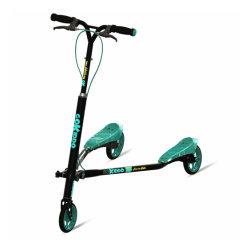Le scooter d'équilibre d'adolescent en gros badine le scooter agitant de 3 roues innovateur
