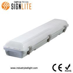 Indicatore luminoso di plastica LED della Tri-Prova del coperchio per la stazione di servizio