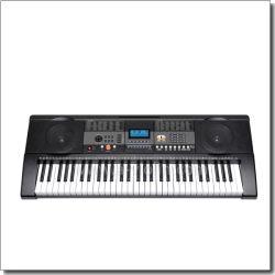 61 клавиш клавиатуры с электроприводом электрическое пианино клавиатуры (Ek61215)