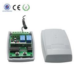 ユニバーサル12V/24V/9V 2 Channel GateかGarage Door Remote Control Receiver Hcs301 Receiver Yet402PC-V3.0