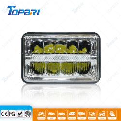 Faisceau de servotransmission 55W à LED lampe de conduite de travail pour le camion
