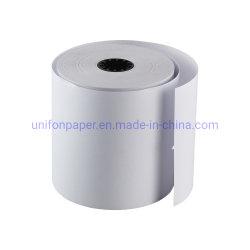 Preço por grosso de fábrica Rolo Térmico 80X80 Caixa Registradora factura em papel Rolo de papel para impressora Caixa Registradora