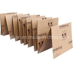 Doble pared interminable de cartón corrugado papel continuo de embalaje bajo demanda