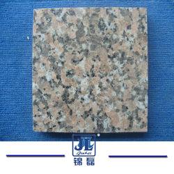 Bon marché des pierres naturelles de granit rose rouge Xili G444 des tuiles de plancher pour la maison