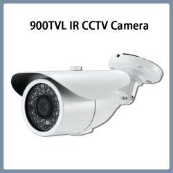 La surveillance CCTV CMOS 900TVL IR étanches bullet camera de sécurité vidéo