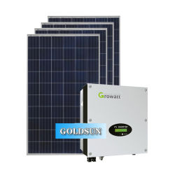 세륨 TUV Inmetro에 의하여 증명되는 가정 상업용 산업 사용법 5kw 10kw 20kw 태양 전지판 시스템