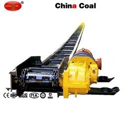 El raspador de la cadena transportadora cinta transportadora para la industria minera de carbón subterráneas