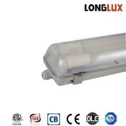 IP65 LED T8は防水する耐候性があるちり止めの蛍光灯の照明(LLX218B)を