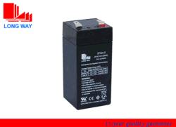 kleine Batterie AGM-4V4.5ah für LED-Beleuchtungssystem