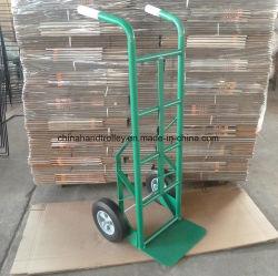200kg zware Vrachtwagen Twee van de Hand van de Lading het Bewegende Karretje van het Handvat