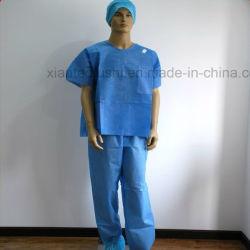 Pyjama Super-Soft Disosable chirurgicales pour le médecin