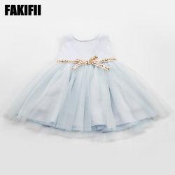 OEM/ODM 製造 Woven Garment Party Wear Girl Dress