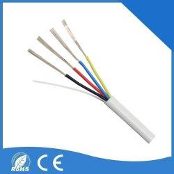 Кабель сигнала тревоги 4 Core Security кабель Unshield коммуникационный кабель для АС