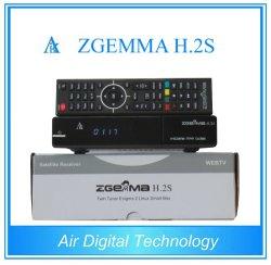 Haut de la CPU DVB-2xs2 Dual Core enigma2 Zgemma IPTV H. 2s