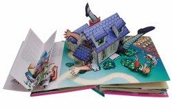 زاويّة شعبيّة [لوو بريس] أطفال يحجز لوح طباعة محترفة