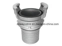 EN 14420-8/NF E29 -572 アルミニウムギレマンクカップリング、ホーステール用